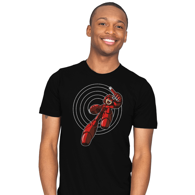 Mega Devil - Mens - T-Shirts - RIPT Apparel