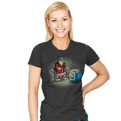 Dinosaurs world - Womens - T-Shirts - RIPT Apparel
