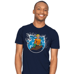 Part of Arthur's World - Mens - T-Shirts - RIPT Apparel