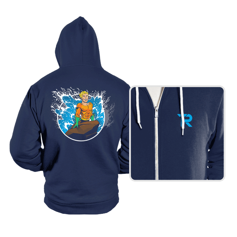 Part of Arthur's World - Hoodies - Hoodies - RIPT Apparel