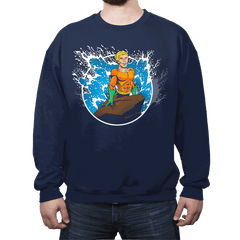 Part of Arthur's World - Crew Neck - Crew Neck - RIPT Apparel
