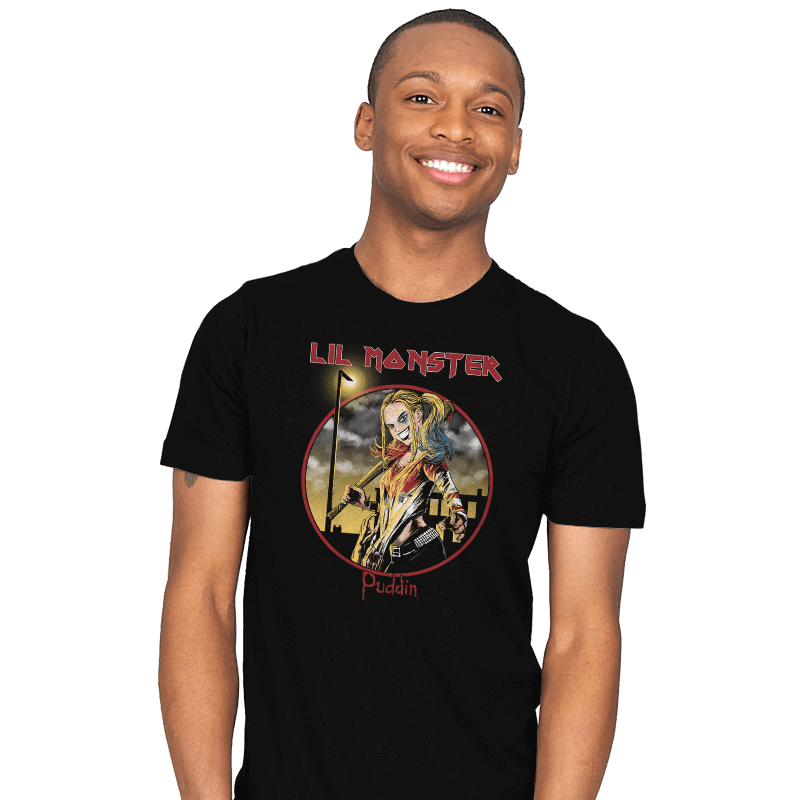 Lil' Maiden - Mens - T-Shirts - RIPT Apparel