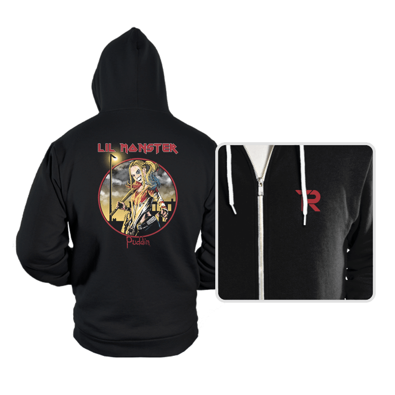Lil' Maiden - Hoodies - Hoodies - RIPT Apparel