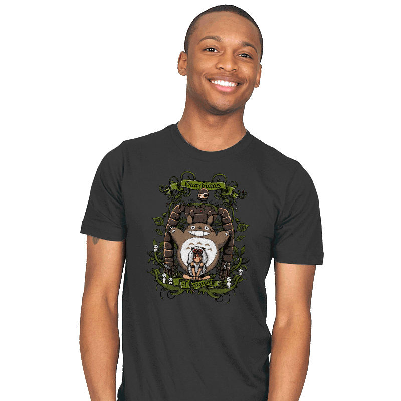 Guardians of Nature - Mens - T-Shirts - RIPT Apparel