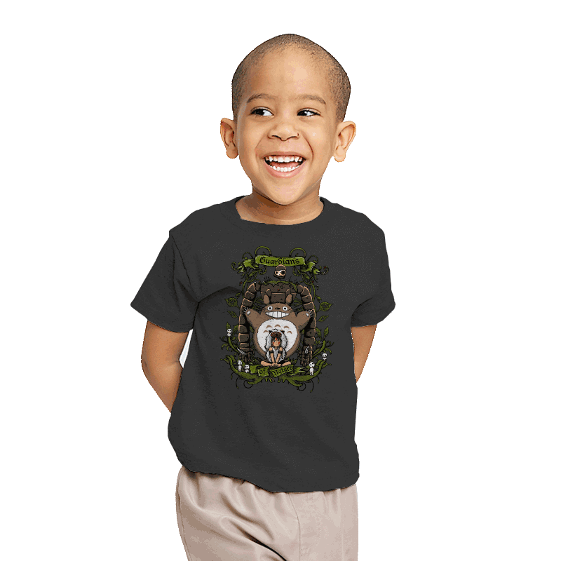 Guardians of Nature - Youth - T-Shirts - RIPT Apparel