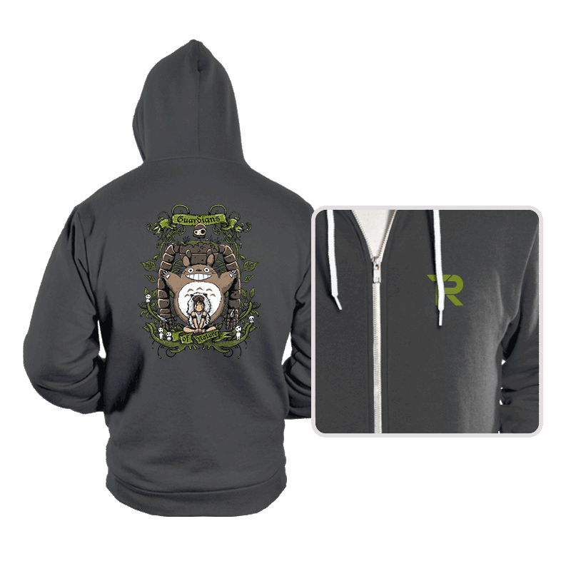 Guardians of Nature - Hoodies - Hoodies - RIPT Apparel