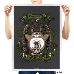 Guardians of Nature - Prints - Posters - RIPT Apparel