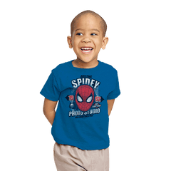 Spidey Photo Studio - Youth - T-Shirts - RIPT Apparel