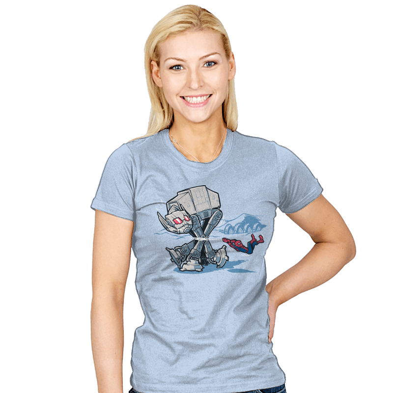ANT-AT - Womens - T-Shirts - RIPT Apparel