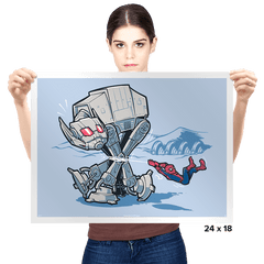 ANT-AT - Prints - Posters - RIPT Apparel