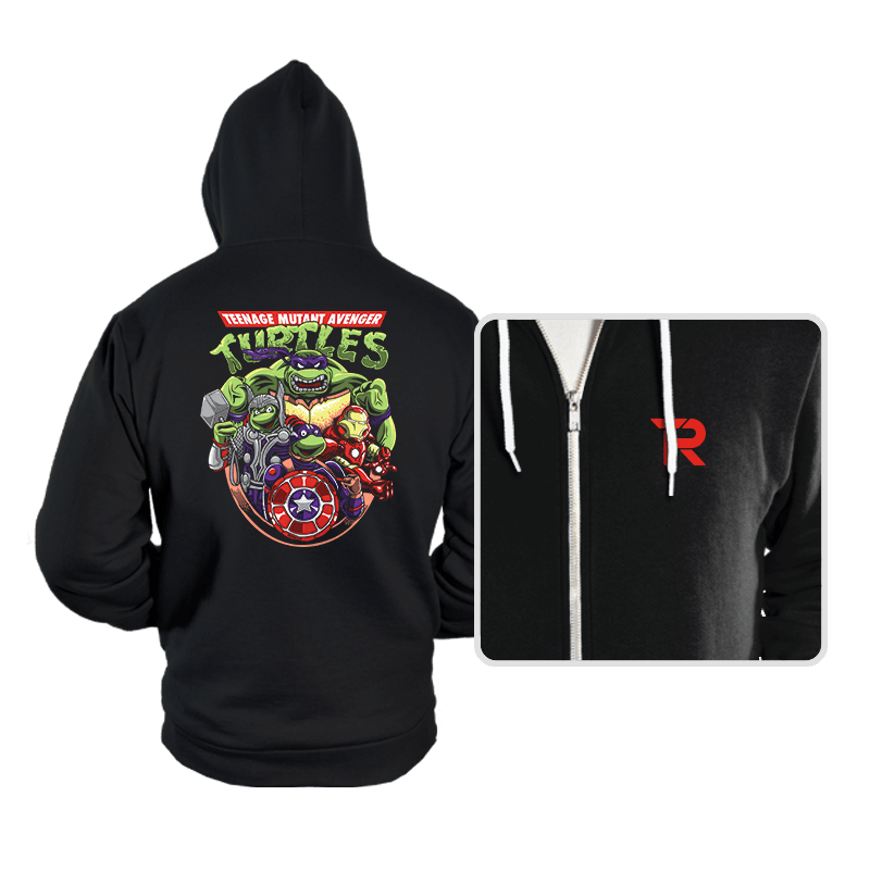 Teenage Mutant Avenger Turtles - Hoodies - Hoodies - RIPT Apparel