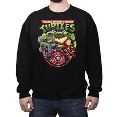 Teenage Mutant Avenger Turtles - Crew Neck - Crew Neck - RIPT Apparel