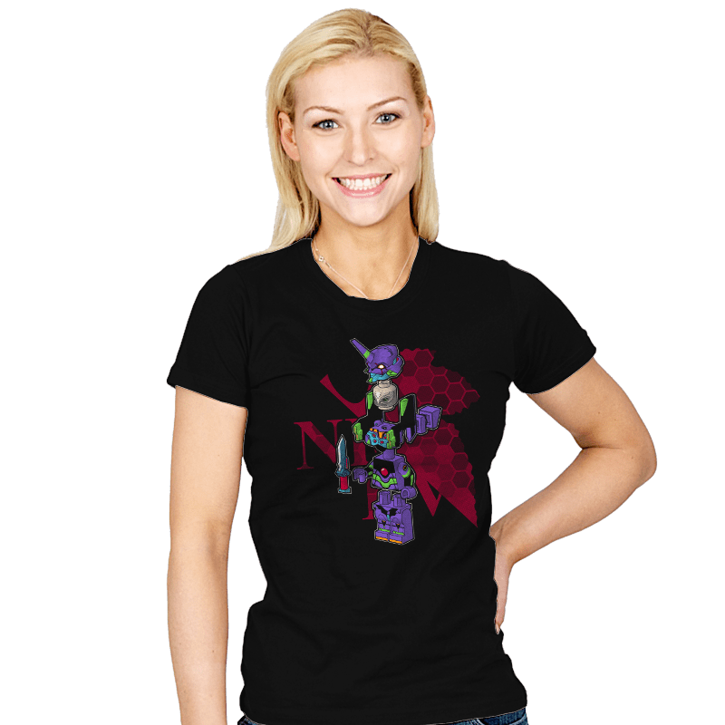Evangelibrick Exclusive - Womens - T-Shirts - RIPT Apparel