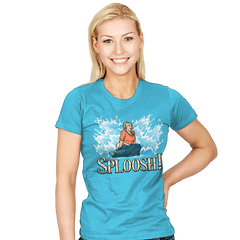 Sploosh! Exclusive - Womens - T-Shirts - RIPT Apparel