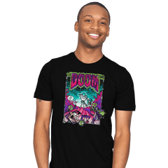 The Doom Song Exclusive - Mens - T-Shirts - RIPT Apparel