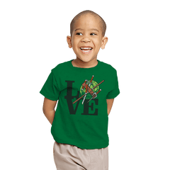 Turtle Love Exclusive - Youth - T-Shirts - RIPT Apparel