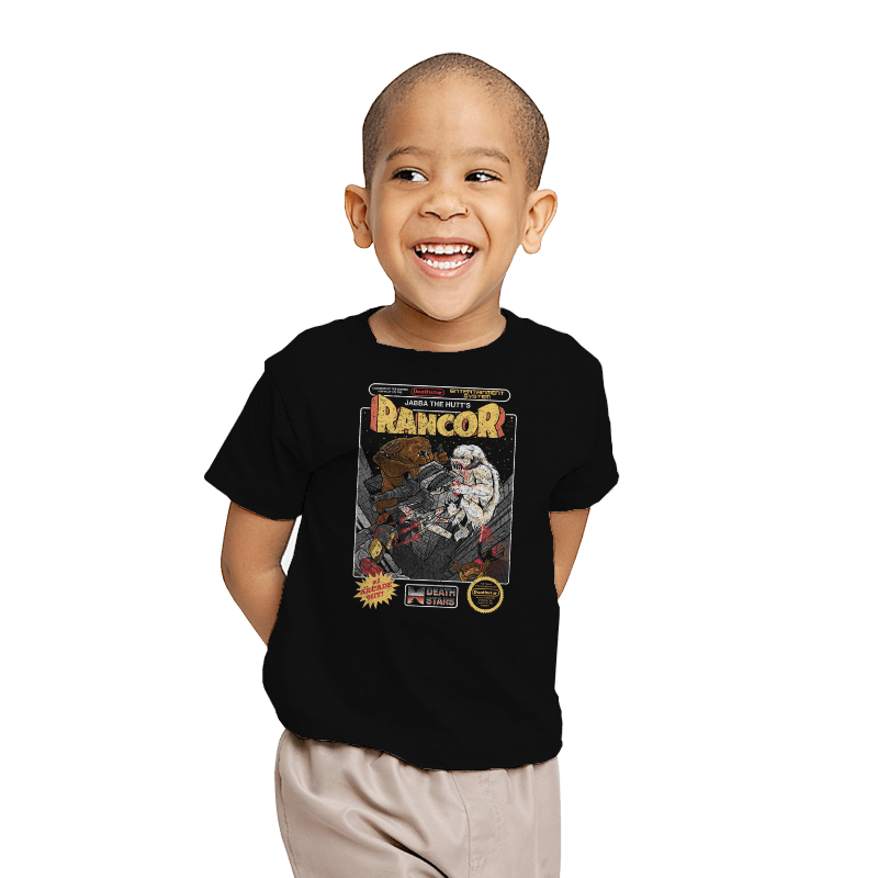 Jabba's Rancor Exclusive - Youth - T-Shirts - RIPT Apparel