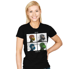 Kombat Days Exclusive - Womens - T-Shirts - RIPT Apparel