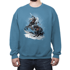 Walker Crossing the North Exclusive - Crew Neck - Crew Neck - RIPT Apparel