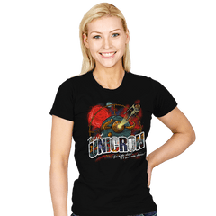 Visit Unicron - Womens - T-Shirts - RIPT Apparel