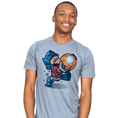 Mario Prime - Mens - T-Shirts - RIPT Apparel