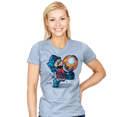 Mario Prime - Womens - T-Shirts - RIPT Apparel