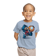Mario Prime - Youth - T-Shirts - RIPT Apparel