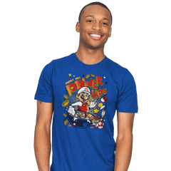 Honey Nut Power Up's - Mens - T-Shirts - RIPT Apparel