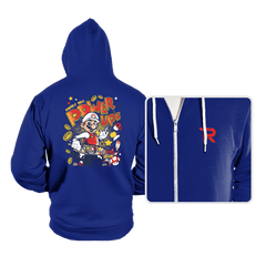 Honey Nut Power Up's - Hoodies - Hoodies - RIPT Apparel