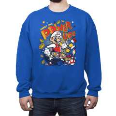 Honey Nut Power Up's - Crew Neck - Crew Neck - RIPT Apparel
