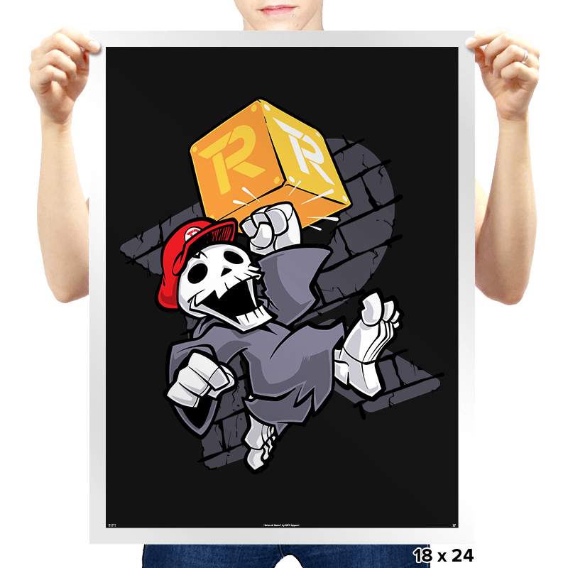 Super RIPT Bros - Prints - Posters - RIPT Apparel