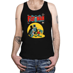 Fat Man - Tanktop - Tanktop - RIPT Apparel