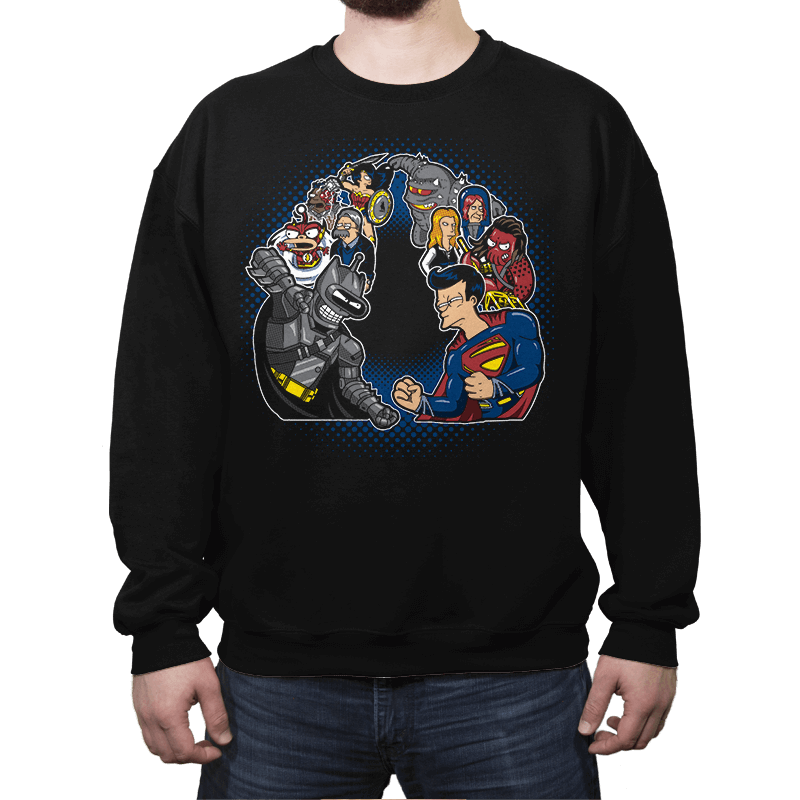 BvF: Dawn of the Future - Crew Neck - Crew Neck - RIPT Apparel