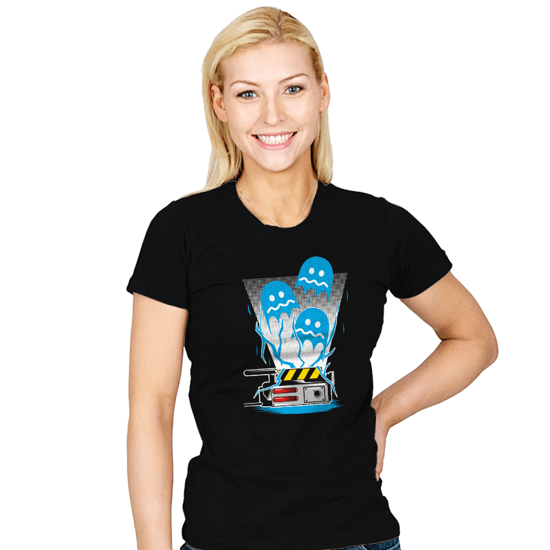 Pac 'Em in! - Womens - T-Shirts - RIPT Apparel