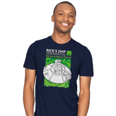Powered by Microverse - Mens - T-Shirts - RIPT Apparel