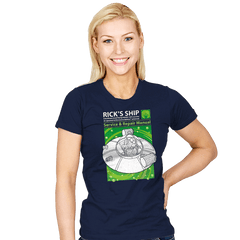 Powered by Microverse - Womens - T-Shirts - RIPT Apparel