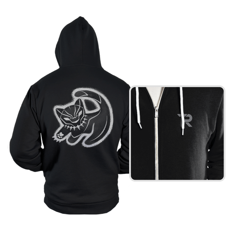 The Panther King - Hoodies - Hoodies - RIPT Apparel