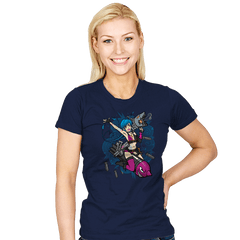 Get Jinxed! - Womens - T-Shirts - RIPT Apparel