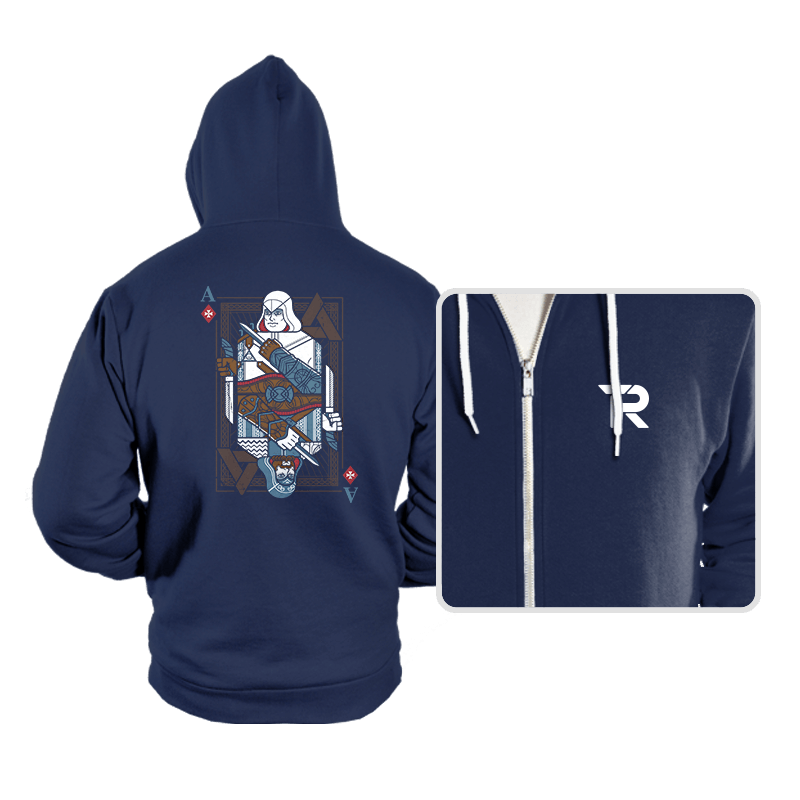 Revelations - Hoodies - Hoodies - RIPT Apparel