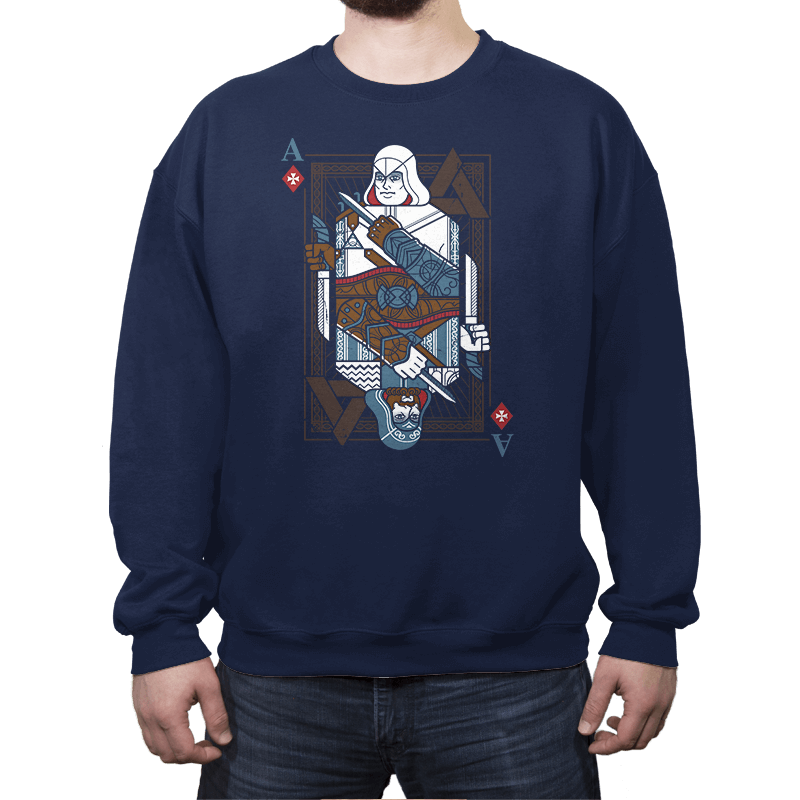 Revelations - Crew Neck - Crew Neck - RIPT Apparel