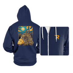 Steampunk Neighbor - Hoodies - Hoodies - RIPT Apparel