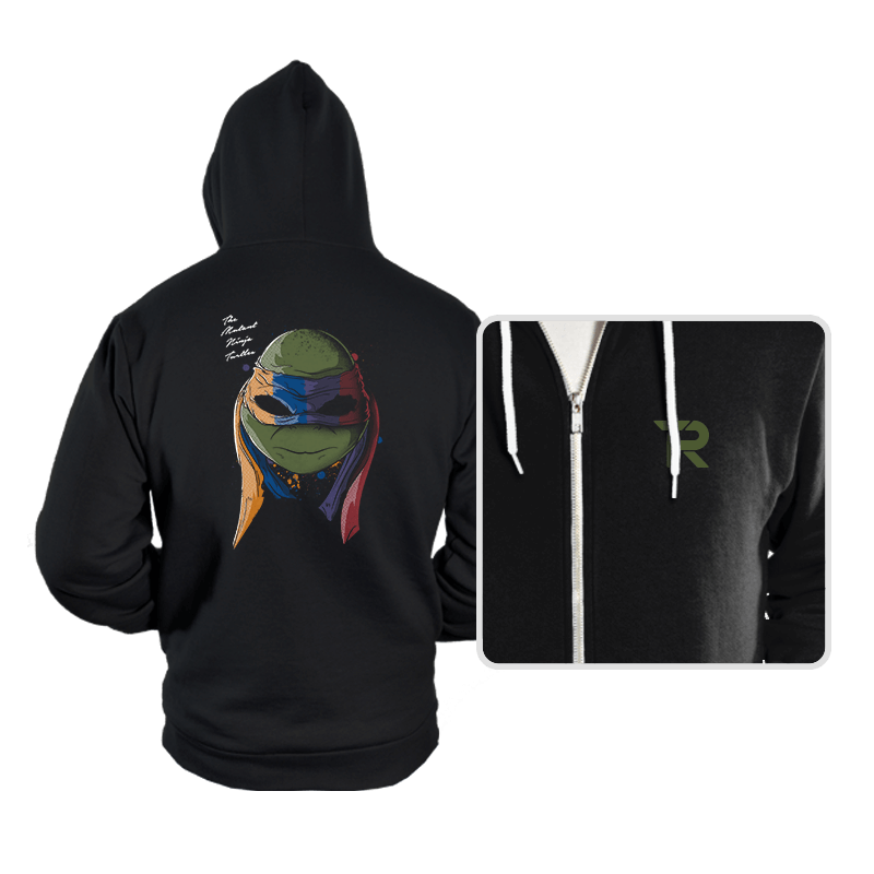 Daft Turtles - Hoodies - Hoodies - RIPT Apparel
