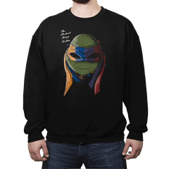 Daft Turtles - Crew Neck - Crew Neck - RIPT Apparel