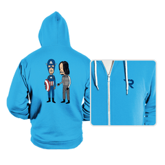 Steven and Buckhead - Hoodies - Hoodies - RIPT Apparel