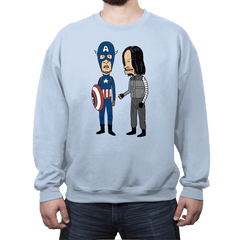 Steven and Buckhead - Crew Neck - Crew Neck - RIPT Apparel