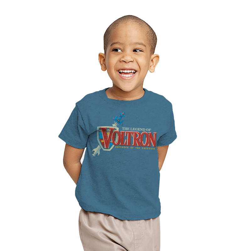 Defender of the Universe - Youth - T-Shirts - RIPT Apparel