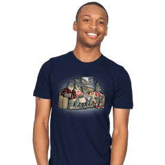 The Sinclairs - Mens - T-Shirts - RIPT Apparel