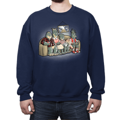 The Sinclairs - Crew Neck - Crew Neck - RIPT Apparel