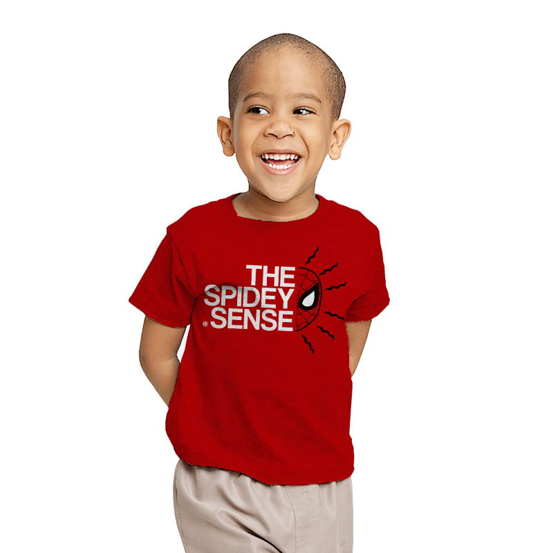The Spidey Sense - Youth - T-Shirts - RIPT Apparel