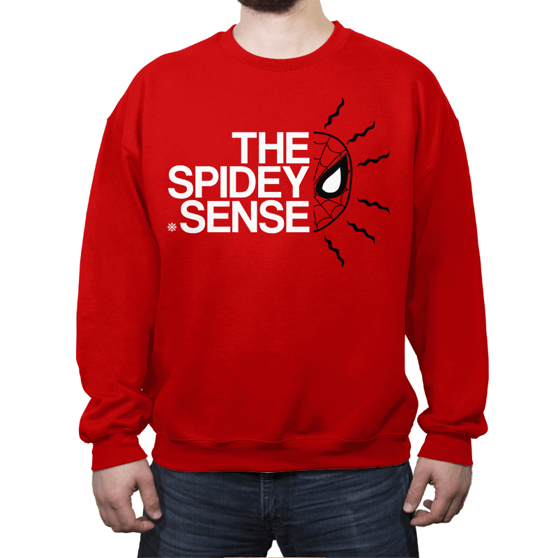 The Spidey Sense - Crew Neck - Crew Neck - RIPT Apparel